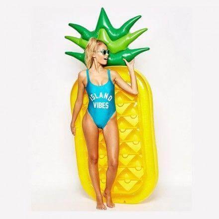 boia de abacaxi