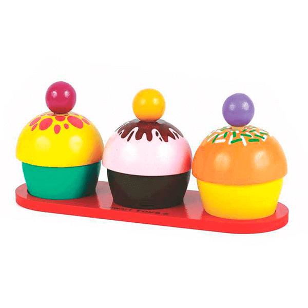 coleção comidinhas cupcakes