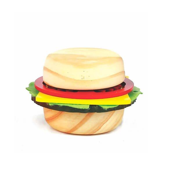 sanduíche desmontável