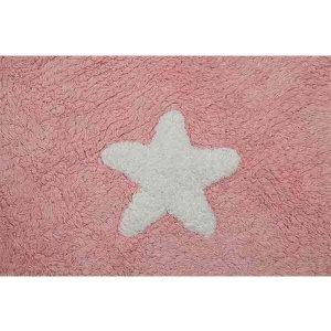 Tapete para piso - Pink Star(2)