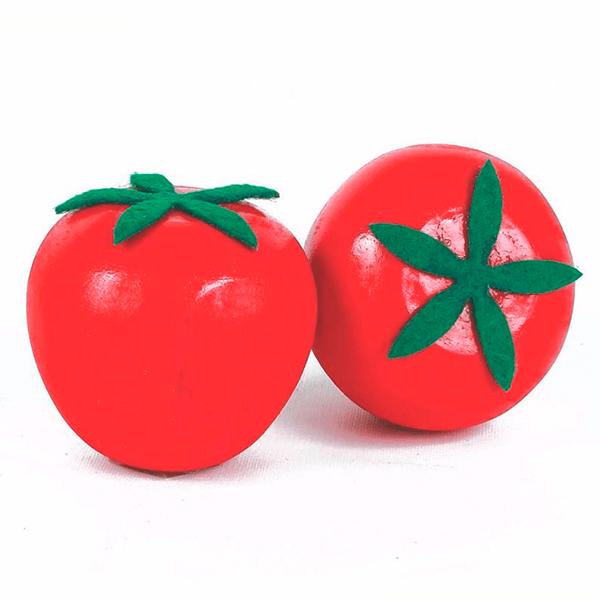tomate de madeira