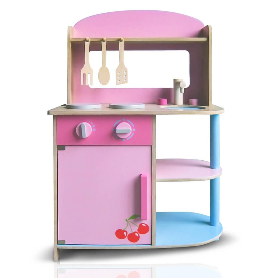 Mini Cozinha Nina L Cozinha De Brincar De Madeira L Kforyou